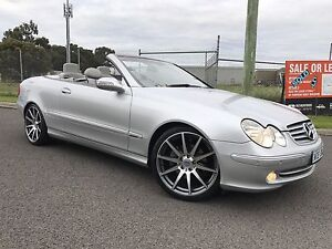 Mercedes Benz clk320 in very good condition Dallas Hume Area Preview