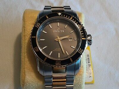 Invicta Pro Diver Automatic Black Dial Men's Watch 30556- 48.8mm