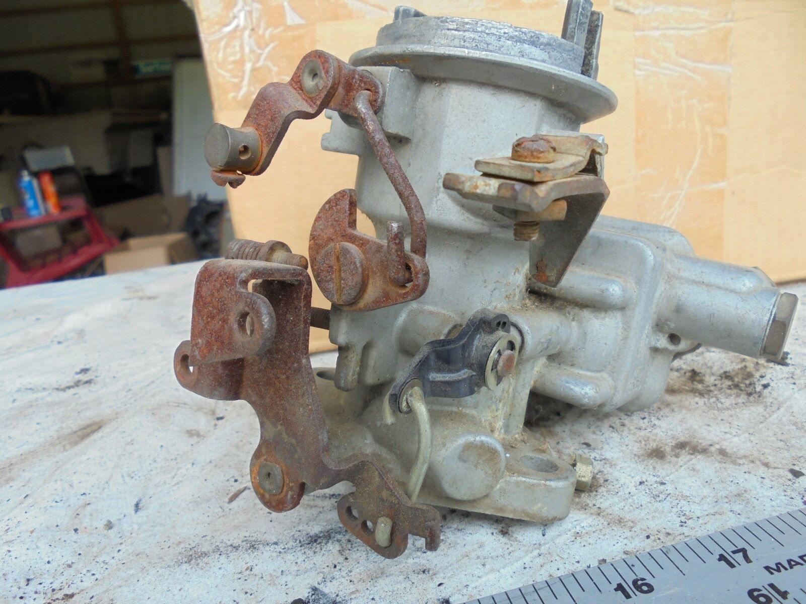 Used Jeep Willys Air Intake and Fuel Delivery Parts for Sale