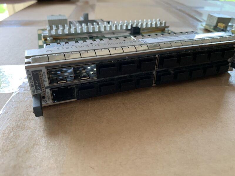 Juniper MIC-3D-20GE-SFP 20-Port SFP GE Interface Card