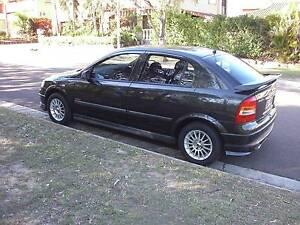 2001 Holden Astra Hatchback Carindale Brisbane South East Preview