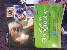 Queensland text books Physical Education, Geography, Japanese, Main Beach Gold Coast City Preview