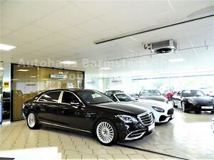 Maybach S 560  High Class Fond I Burmester