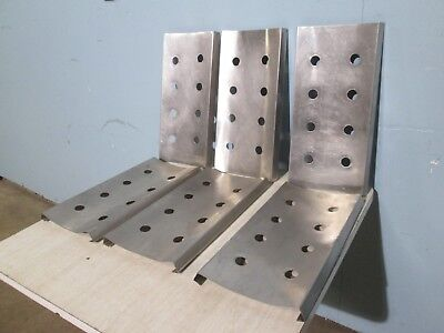 Lot Of 6 H.d. Stainless Steel Rackdeck For 12 Tubs Ice-cream Dipping Cabinet