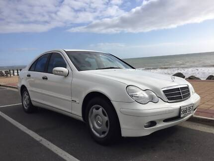 Mercedes-Benz 180 Compressor 113226 km Perfect Glenelg Holdfast Bay Preview