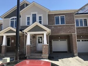 4 bed 3 bath townhome for rent in Milton