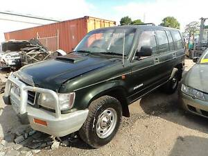 WRECKING 2000 HOLDEN JACKAROO TURBO DIESEL North St Marys Penrith Area Preview