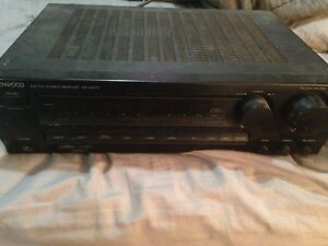 Kenwood stereo receiver