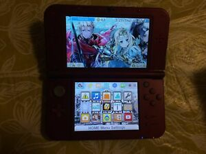 New 3ds xl with 9 games