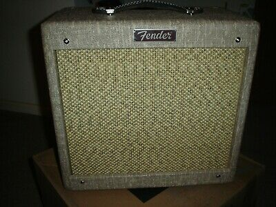 Fender Limited Edition FSR Pro Junior IV Cabinet Fawn Tolex Cane Grille Cloth