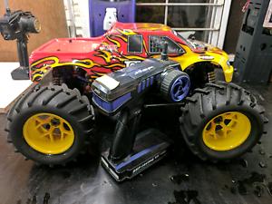 1/8 scale nitro monster truck Ormiston Redland Area Preview