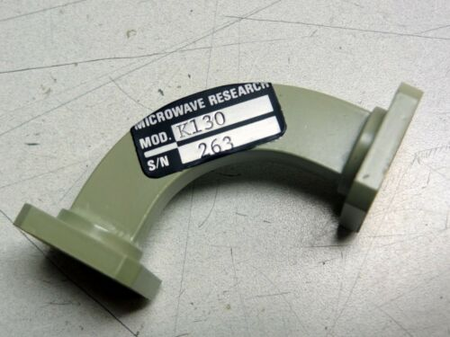 Microwave Research Model: K130 Waveguide ***NEW***
