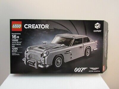 Lego Creator, James Bon Aston Martin DB5, 10262 set