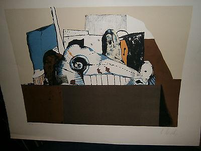 Karl Korab Lithografie 1 Stück