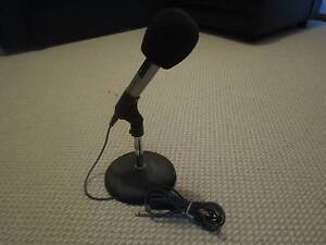 Microphone Sony F-V3T with Stand. Port Sorell Latrobe Area Preview