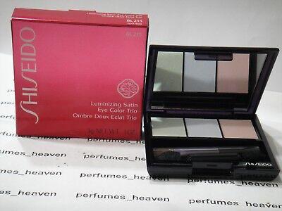 (New Shiseido Luminizing Satin Eye Color Trio BL215  .1oz  / 3g)
