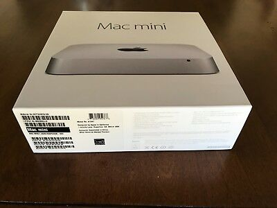 Apple Mac mini A1347 Desktop - MGEM2LL/A