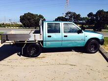 Holden Rodeo for sale , v6 auto petrol West Perth Perth City Preview