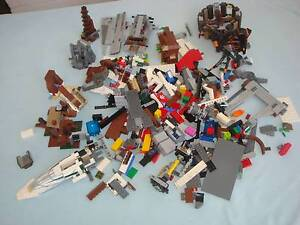 Lego Bulk Lot, Genuine Lego,Mixed Lot, 1.6 kg, LOTR, Star Wars Ormond Glen Eira Area Preview