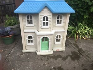 Outdoor Doll Playhouse
