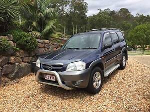2003 Mazda Tribute Wagon Nerang Gold Coast West Preview
