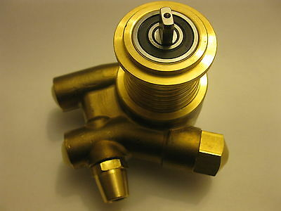 Pump Head 200psi Nuert L 82mm 350lh Connection 38 Npt With Bypass Brass
