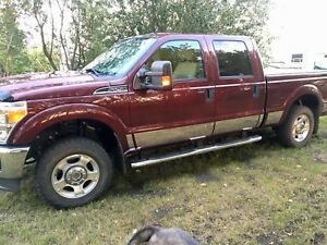 Ford F-250 - 2012 **Low km great shape