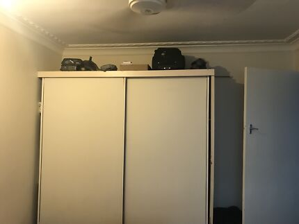 Single shared room available
