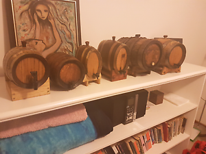 Whiskey/Port barrels in good condition Bacchus Marsh Moorabool Area Preview