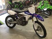 Yamaha YZF450 Rutherford Maitland Area Preview