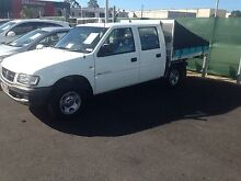 Holden  Crew. Cab.  Ute. I Owner Log. Books. Service. History. $4500 Deception Bay Caboolture Area Preview