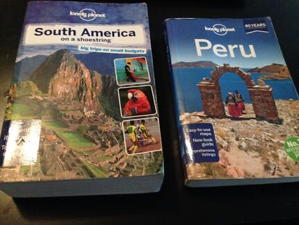 Lonely Planet - Peru & South America