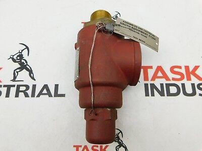 Teledyne Farris Engineering 1855 1 Pressure Relief Valve