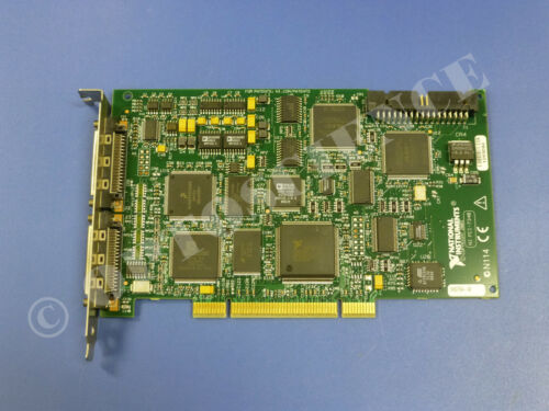 National Instruments NI PCI-7340 / PCI-7344 Motion Controller Card, 4-Axis