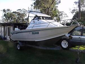BARCRUSHER 560C Fishing boat Anna Bay Port Stephens Area Preview