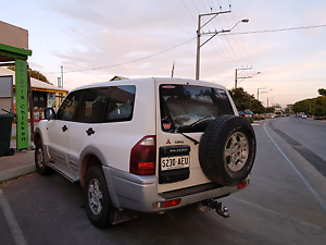2002 turbo diesel pajero 7 seater auto swap or $8500 Port Wakefield Wakefield Area Preview
