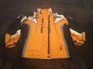 Spyder coat