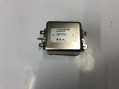 NEW 3A, SCHAFFNER FN2010-03-06 GENERAL PURPOSE EMI 1-PHASE FILTERS
