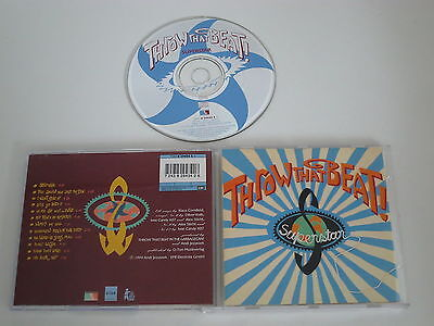 THROW THAT BEAT IN THE GARBAGECAN!/SUPERSTAR(EMI ELECTROLA 7243 8 29434 2 6) CD (Garbage Can Rock)