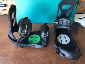 Burton Mission Snowboard bindings Kellyville The Hills District Preview