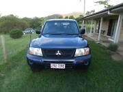 Mitsubishi Pajero GLX 2005 Cooran Noosa Area Preview