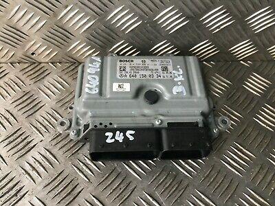 A6401500334 Motor Steuergerät OM640941 Mercedes A-Klasse W169 A200 CDI  gebraucht kaufen  Borken