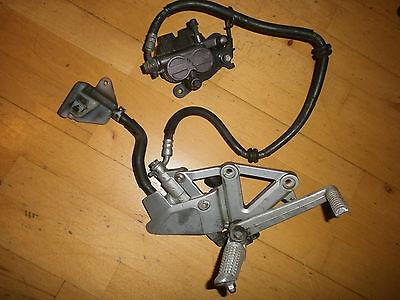 SUZUKI RG125F  Bremsanlage Hinten  Bremssattel    RG125 NF13A