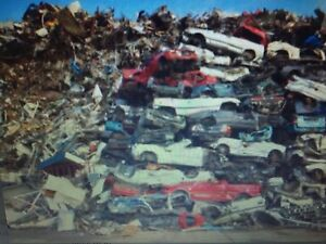 FREE REMOVAL OF SCRAP VEHICLES     CALL BEST TOWING