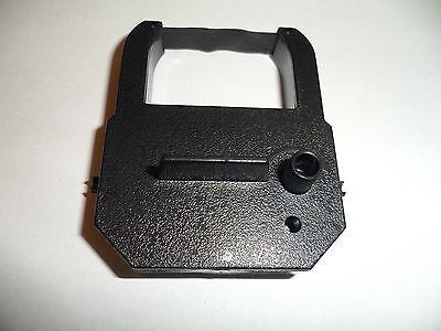 Lathem 1600e Time Clock Ribbon Black Replacement For Vis6008 Vis6011