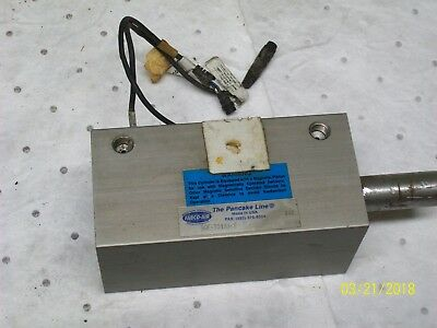 Fabco-air Square Pneumatic Cylinder Sqf-321x3-e