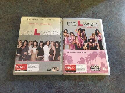 The L Word Seasons 1-2 $10
