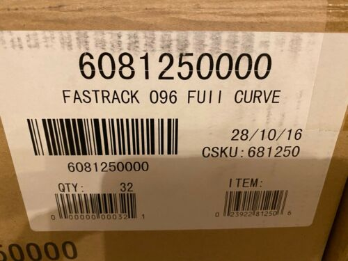 Lionel Fastrack O-96 Full Circle-32 pieces 6-81250