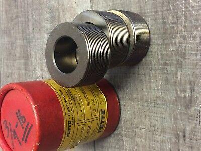 New Fette Thread Roller Dies 34-16