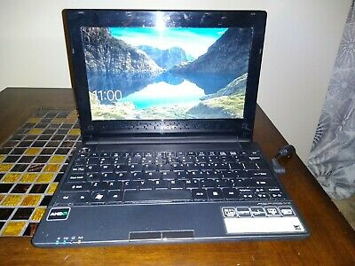 "Acer Aspire One 521 2GB 265GB SSD Mini Ultra-Thin Laptop 10.1"" - Upgraded RAM/HD"